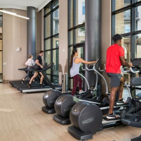 High tech fitness center| Rentals in Charlotte