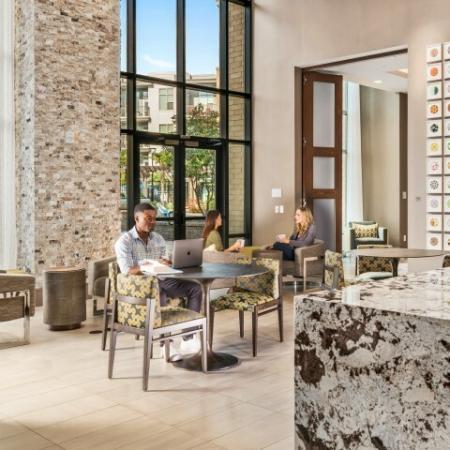 Apartment community pool | Altezza rentals | Charlotte NC