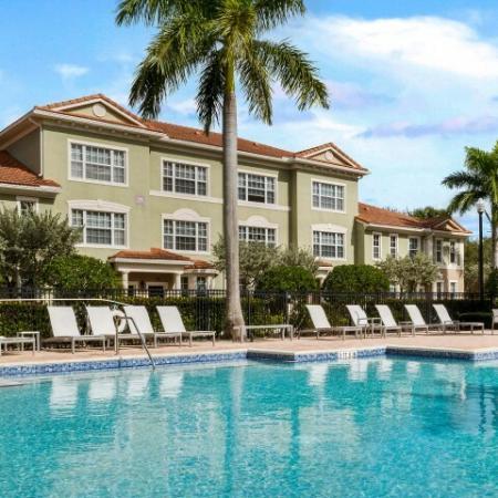 Spacious apartments in Jupiter FL