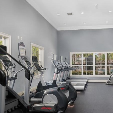 Fitness center in Floresta
