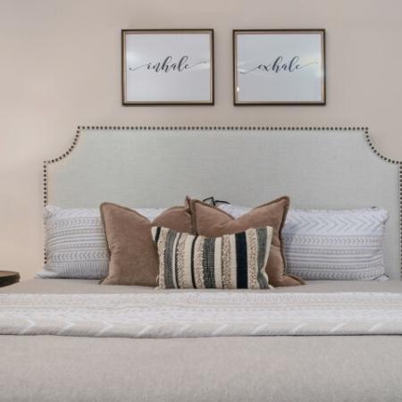 Lodge at Lakeline 2 bedroom apartment
