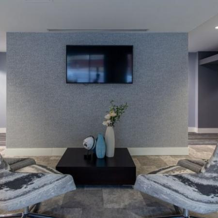 common area | Residence at Manchester Place entrance