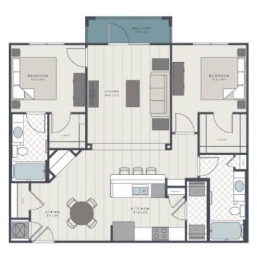 2 bedroom apartment charleston SC
