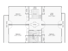 3 Bed - 1.5 Bath Floor Plan