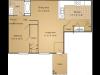 Floor Plan 2 | Arbor Ridge Apartments