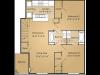 Floor Plan 5 | Arbor Ridge Apartments