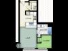 Floor Plan 2 | 50Twenty Apartments