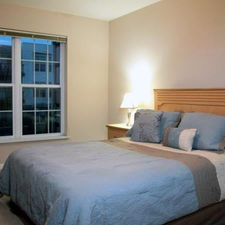 1 Bedroom Apartments | Barrington Place Apartments