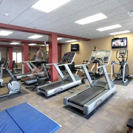 State-of-the-Art Fitness Center | The Landmark at Hatchery Hill