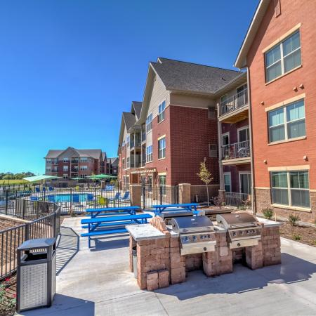 Swimming Pool at The Vue Apartments 2