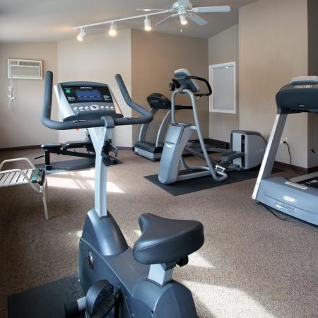 Fitness Center at Foxcroft Apartments 2