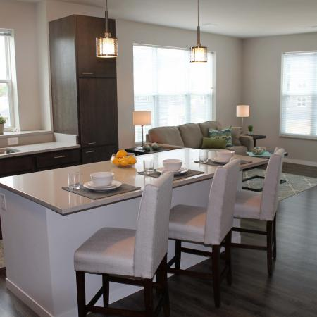 Spacious Kitchen | Madison Apartments | 22 Slate