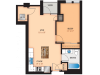 Floor Plan H | Domain | Apartments in Madison, WI