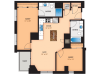 Floor Plan R | Domain | Apartments in Madison, WI