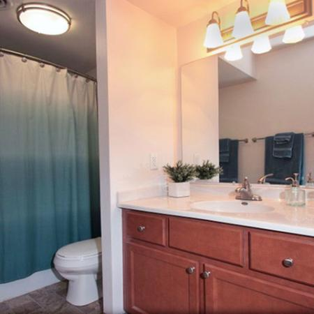 Spacious Bathroom Area | Middleton WI Apartments | Arbor Lakes at Middleton
