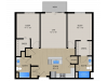 Floor Plan 2D | 1505 Apartments | Apartments in Grafton, WI