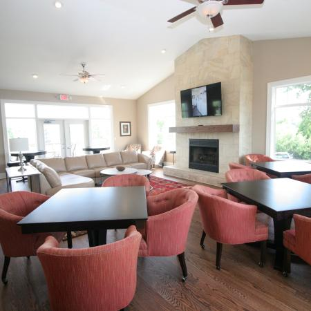 Spacious Clubhouse | Apartments for Rent in Pewaukee Wisconsin | Saddle Brook Apartments