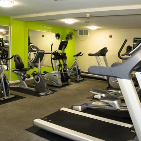 State-of-the-Art Fitness Center | apartments for rent in Louisville Kentucky | Barrington Place