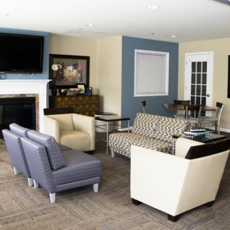 Spacious Clubhouse |Louisville KY apartments | Barrington Place