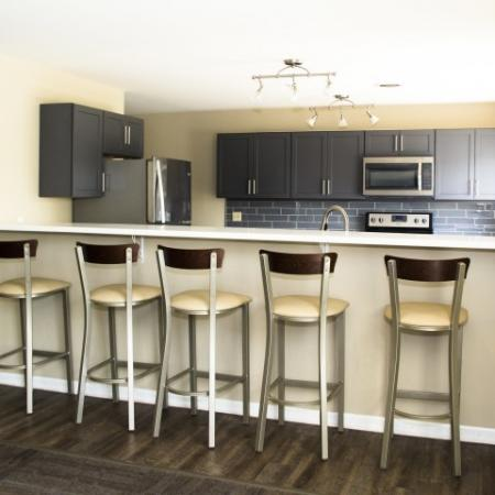 Luxury Kitchen | Madison apartments | Barrington Place