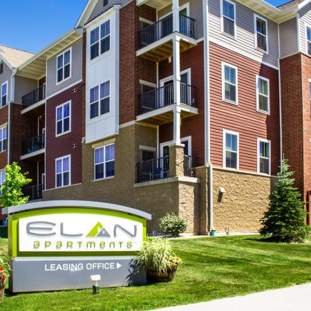 Apartments in Fitchburg For Rent | Elan