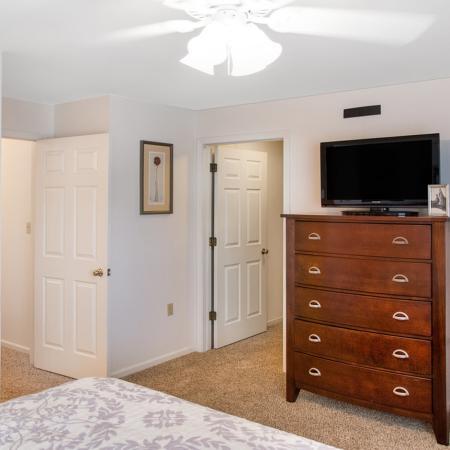 Spacious Floor Plans at Foxcroft Apartments
