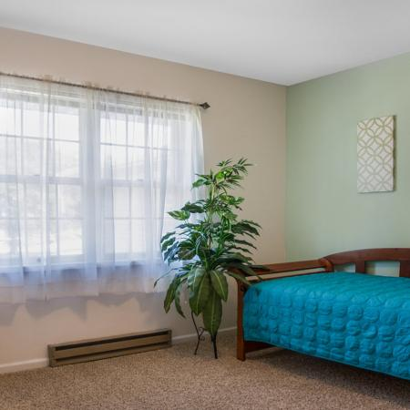 Diverse Floor Plans at Foxcroft Apartments
