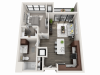 Floor Plan B3 | Synergy at the Mayfair Collection | Apartments in Wauwatosa, WI