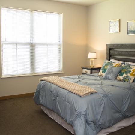 Spacious Bedroom | Apartments in Madison For Rent | 50Twenty Apartments