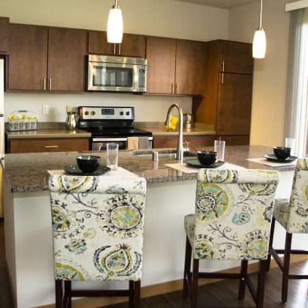 Modern Kitchen | Apartments in Madison For Rent | 50Twenty Apartments