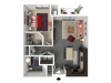 Floor Plan B5 | 1 Glenn Place | Apartments in Fitchburg, WI