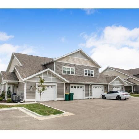 Bergamont Townhomes Rentals in Oregon Wisconsin