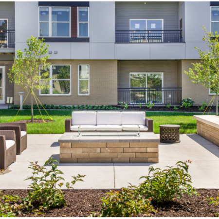 Community Sun Deck | Apartments in Greenfield, WI | Forte at 84south