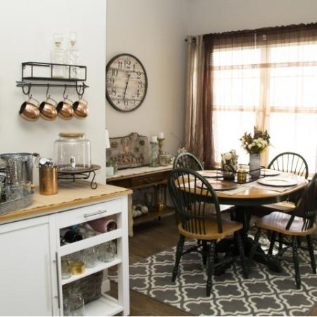 Elegant Dining Area | Grafton WI Apartments For Rent | High Bluff Townhomes