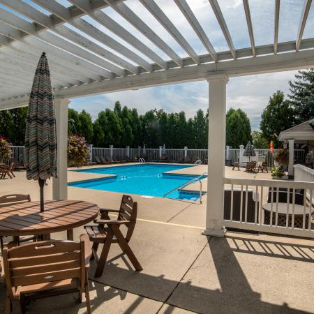 Swimming Pool | Apartment Homes in Franklin, WI | Manchester Oaks