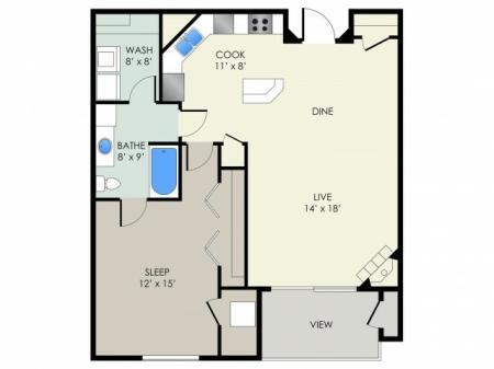 The Babcock Floor Plan