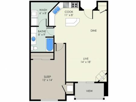 The Babcock II Floor Plan