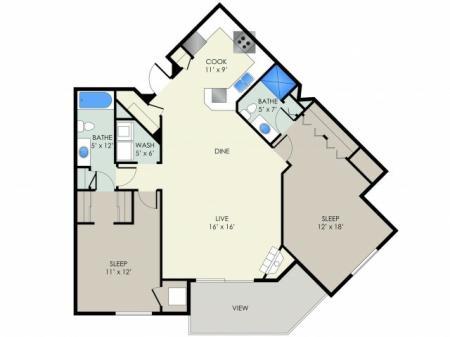 The Randall Floor Plan