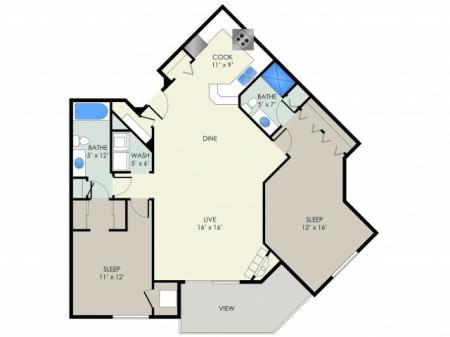 The Randall II Floor Plan