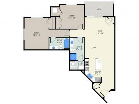 The Union Floor Plan