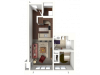 Floor Plan A1 | 50Twenty | Apartments in Madison, WI