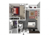 Floor Plan B6 | Forte at 84 South | Apartments in Greenfield, WI