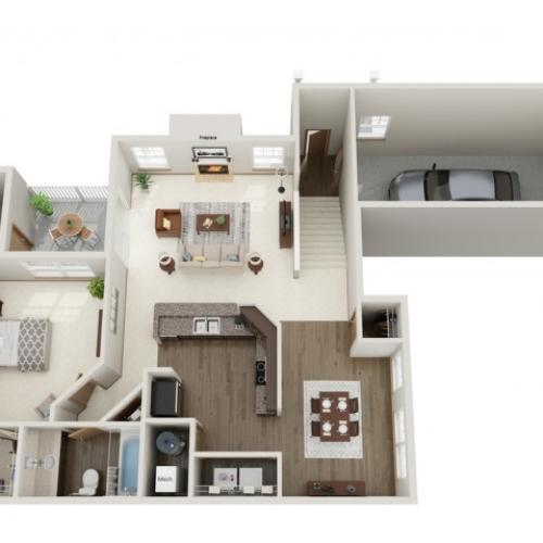 Aspen | Manchester Oaks | Apartments in Franklin, WI