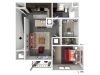 Floor Plan FC3 | 1 Glenn Place | Apartments in Fitchburg, WI