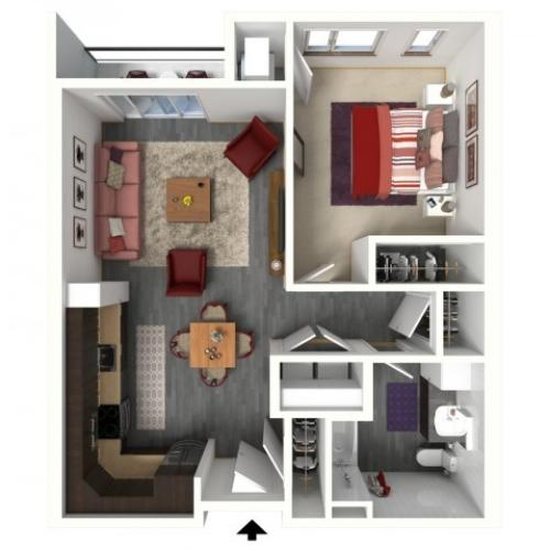 B2A | 1505 Apartments & Townhomes