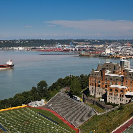 Tacoma, WA apartments for rent in historic Stadium District