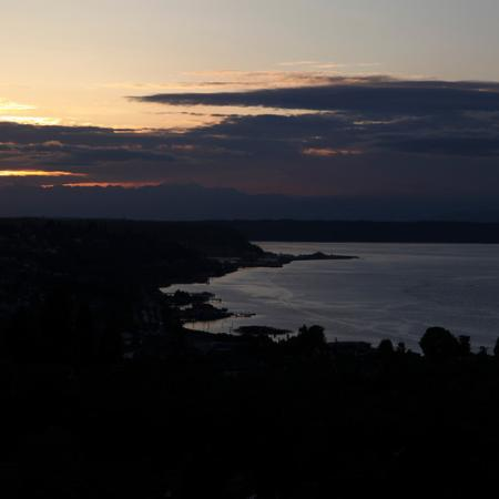 Watch the sunset at your downtown Tacoma apartments