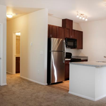 Luxurious Living Area | Apartment in Fife, WA | Port Landing at Fife