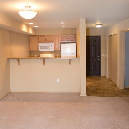 Renovated apartments Lacey WA