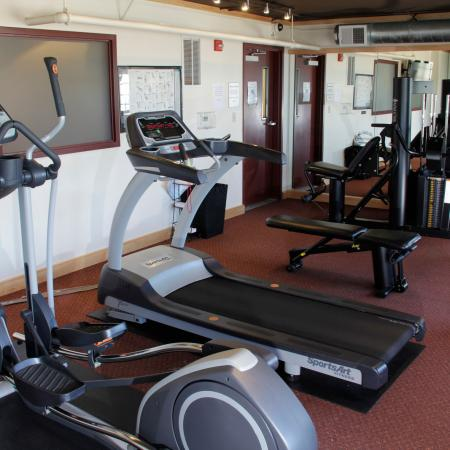 State-of-the-Art Fitness Center | Apartment Homes in Tacoma, WA | Vista Del Rey